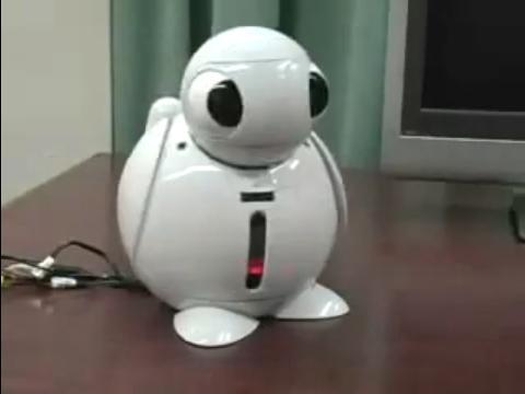 Robot Apripoco