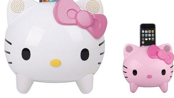 Hello Kitty para Ipod