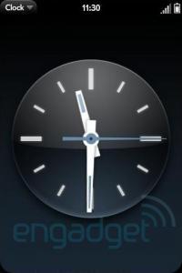 clock webos 2.0