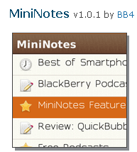 mininotes-at-mobihand