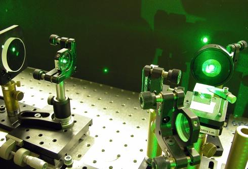 rayo laser