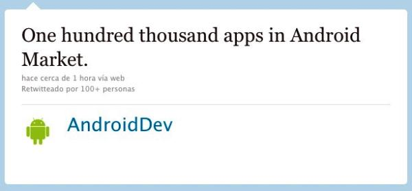 ANDROID 100000 APPS