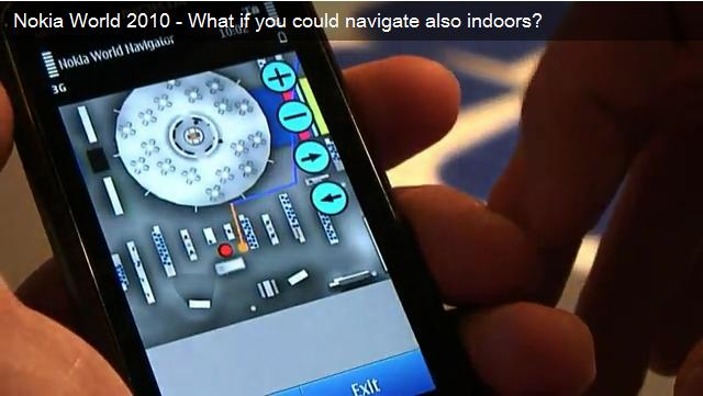 Nokia Location Indoors