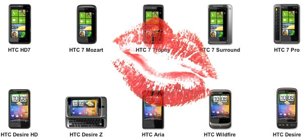android windows phone 7 htc ama por igual