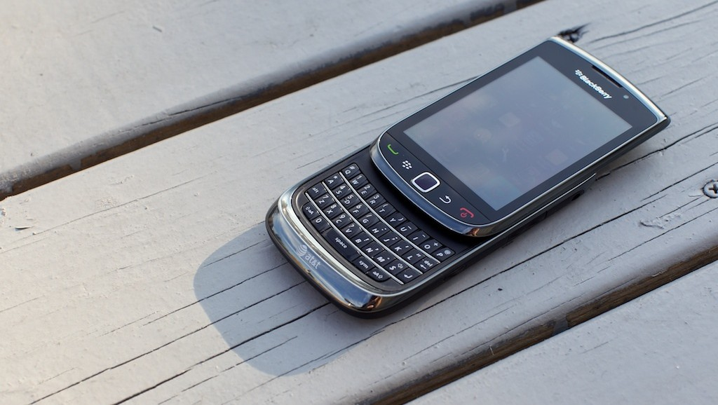 BlackBerry Torch Beautiful