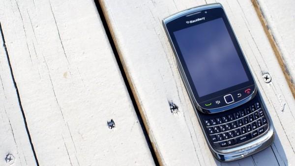 BlackBerry Torch Beautiful 2