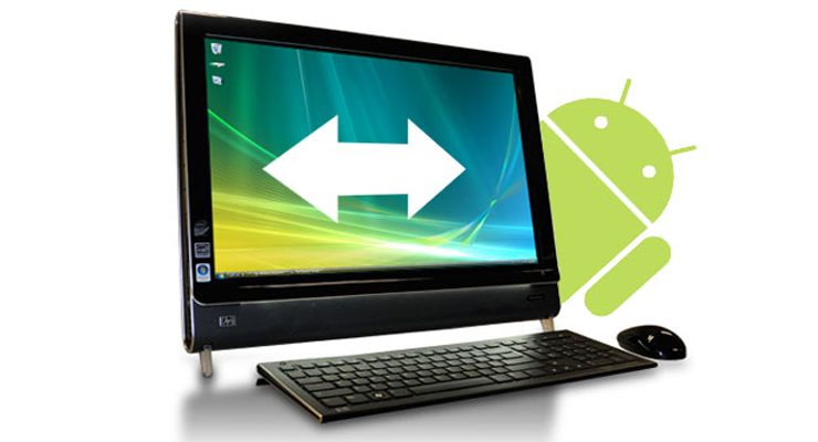 Android A Computadora Poderpda