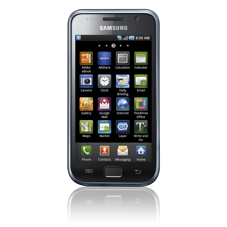 Análisis del Samsung Galaxy S por Luis Alberto Arjona en PoderPDA