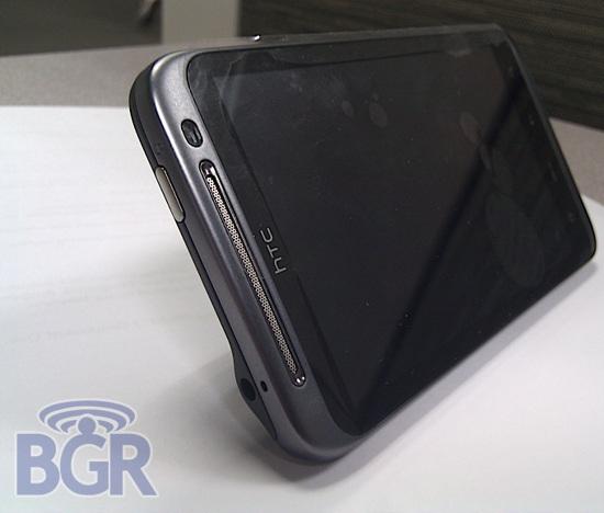 HTC Incredible HD 1