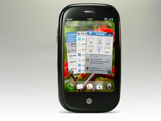 Palm Pre webOS 2