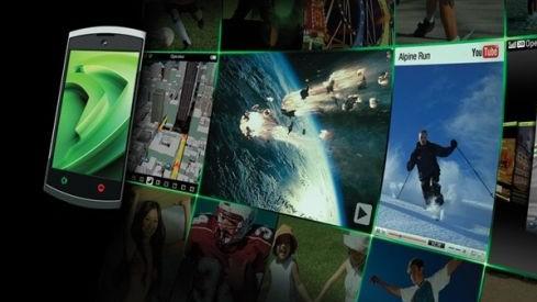 Nvidia Smartphone