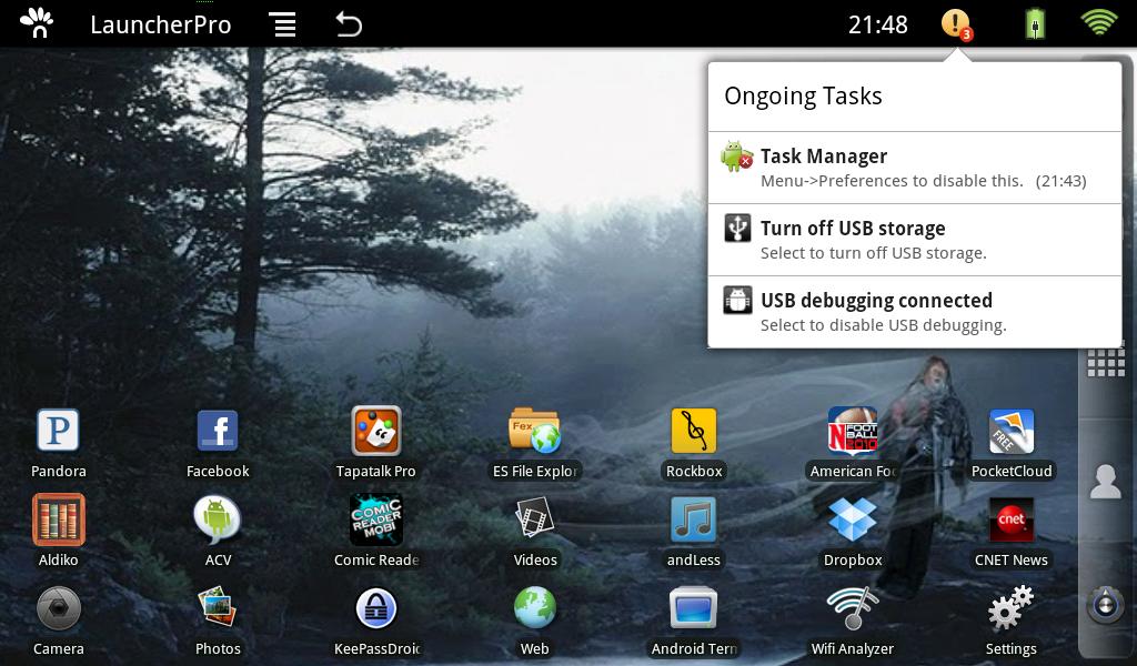 ViewSonic gTablet HIGHRES ScreenShot