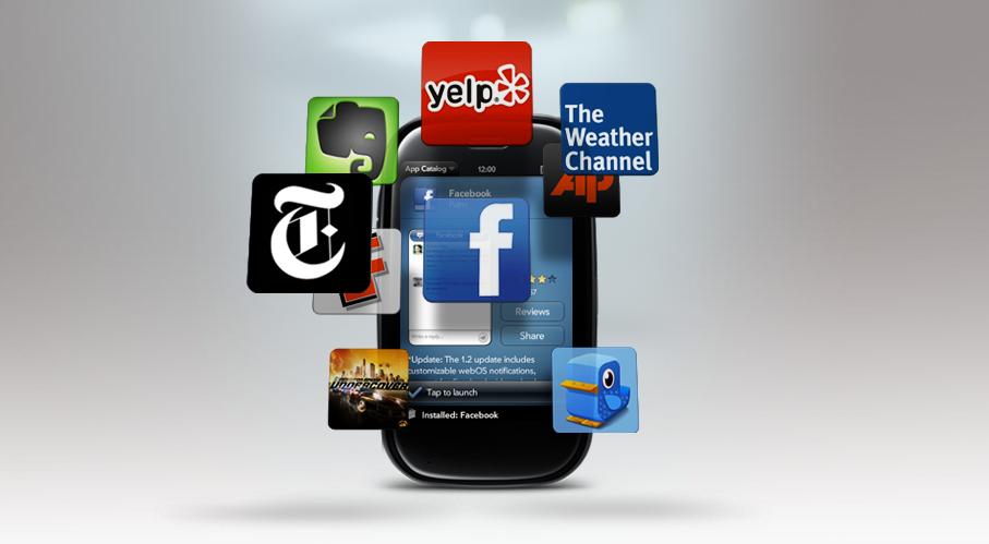 webOS App Catalog