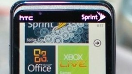htc sprint wp7