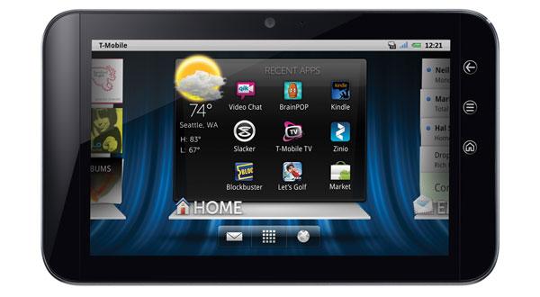 Dell Smartphones y Tablets en México 2011 #Inspiron #Aero ...