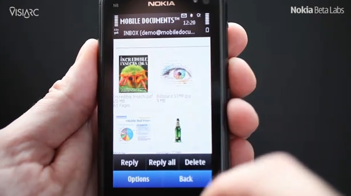Mobile Documents