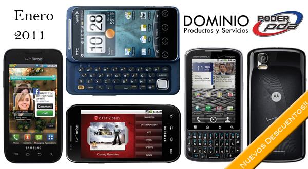 Nuevos-Smartphones-Tienda-PoderPDA-2011