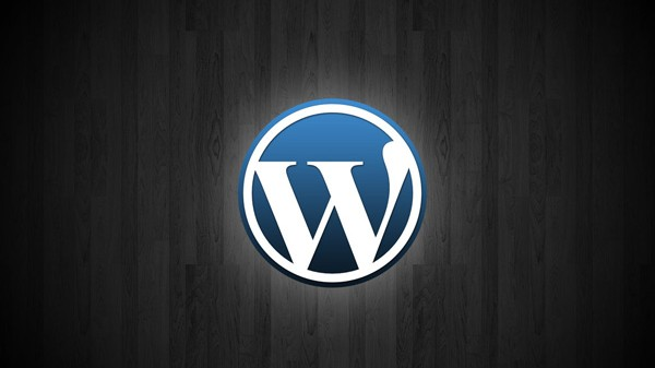WordPress Logo Nice