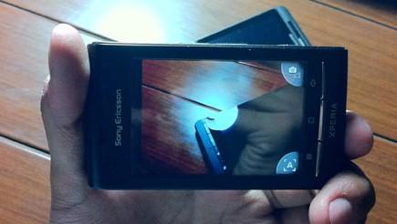 Xperia-X8-Camara-App