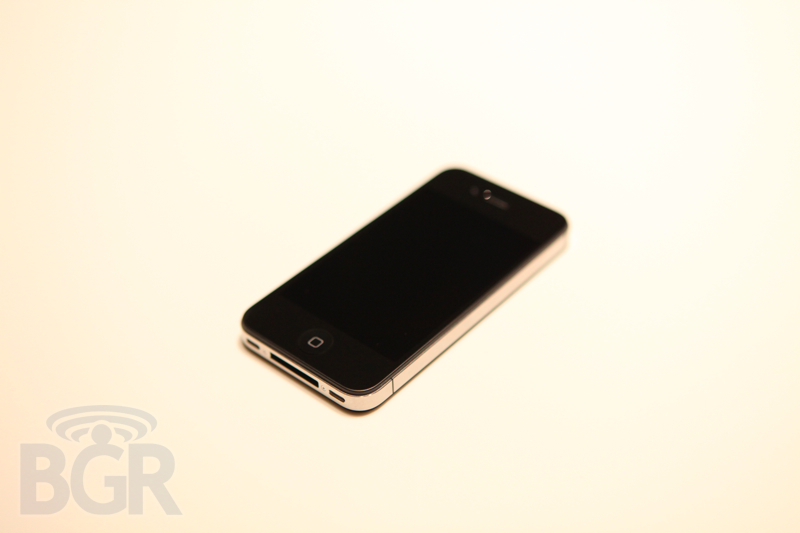 iPhone 4 CDMA BoyGeniusReport