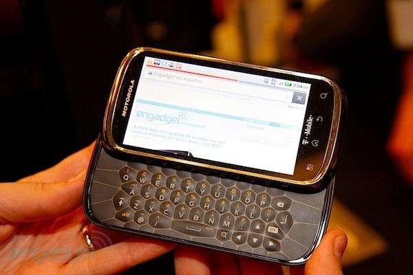 Motorola Cliq