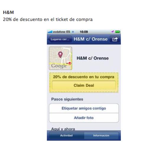 facebook lanza ofertas a trav s del tel fono m vil en