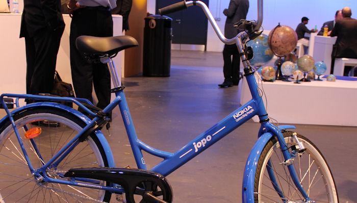 Nokia Bike Charger