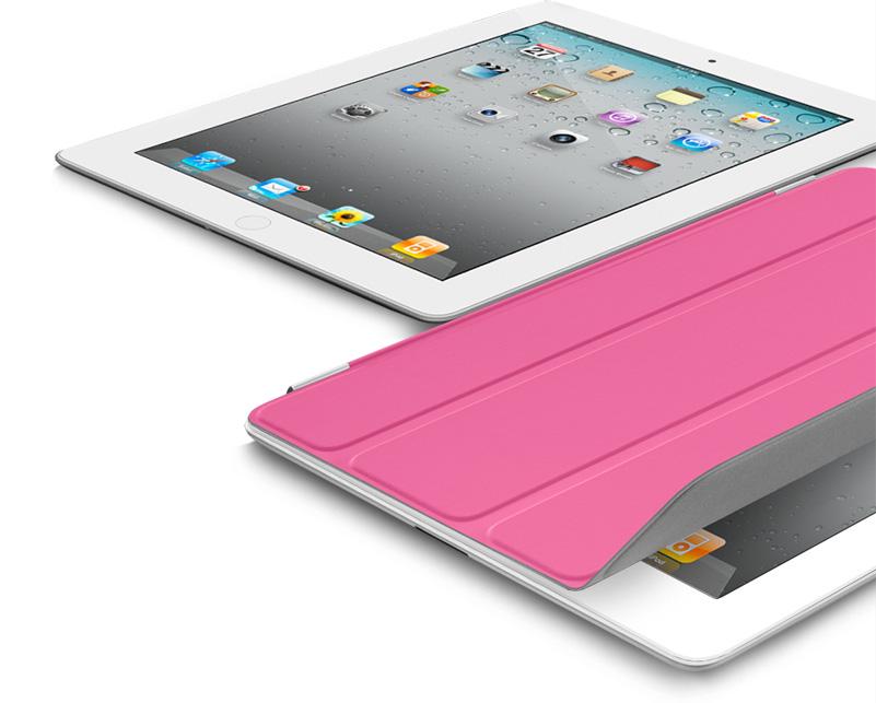 SmartCover Pink iPad 2