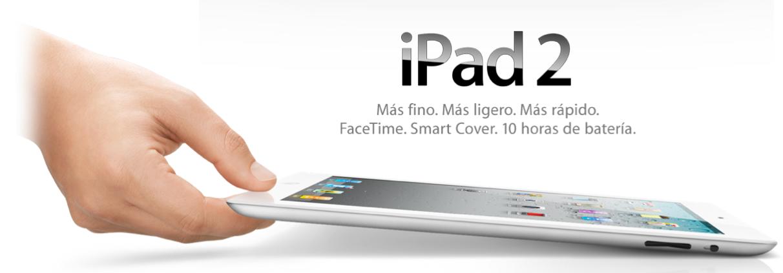iPad 2 Apple Website