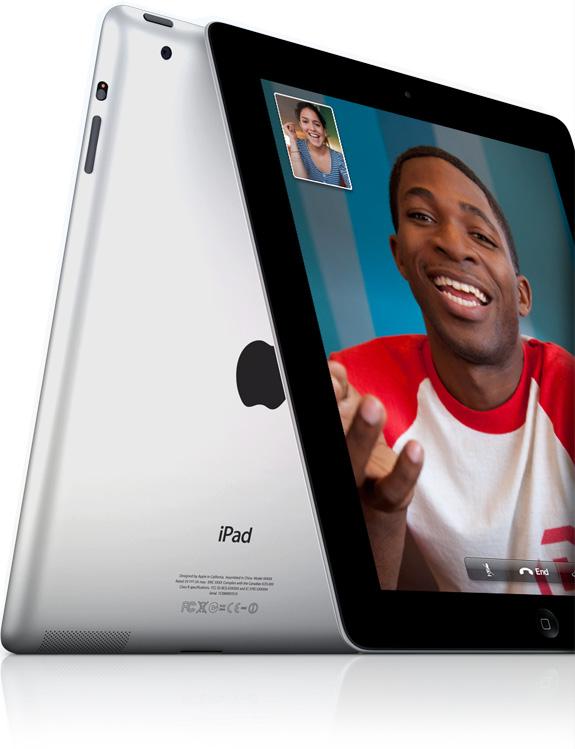 iPad 2 Back Atras