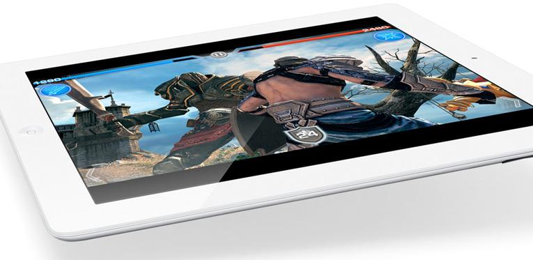 iPad 2 Games