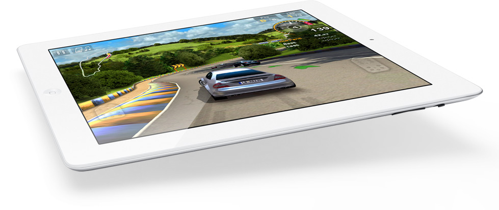 iPad 2 Sided