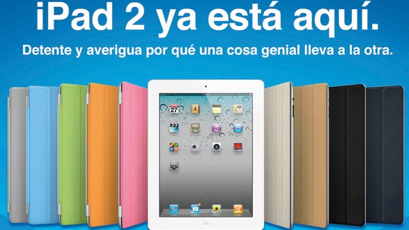 iPad2enTelmex