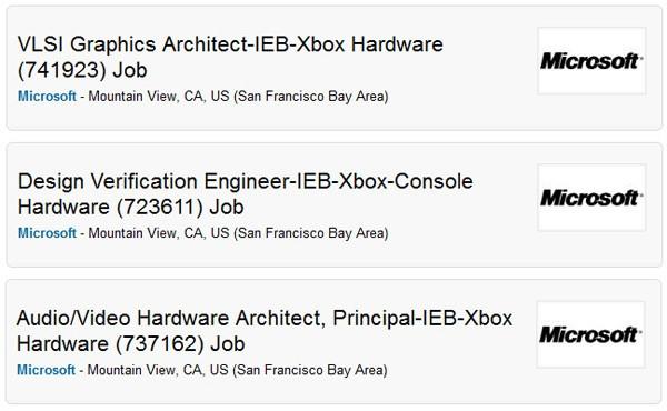 xbox puestos trabajo