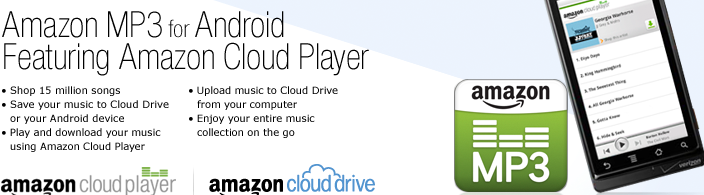 Amazon-Cloud-Player-Android