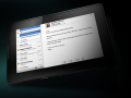 BlackBerry PlayBook Correo