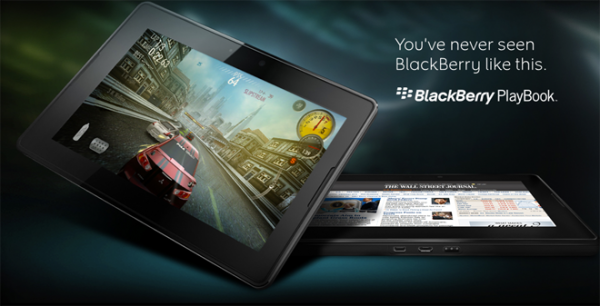 BlackBerry PlayBook Games