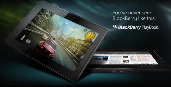BlackBerry PlayBook Games
