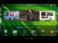 BlackBerry PlayBook Screenshot