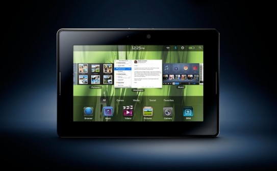BlackBerry PlayBook Telcel
