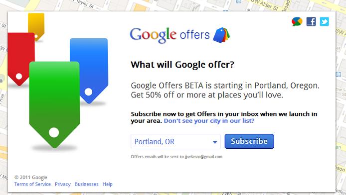 Google-Offers