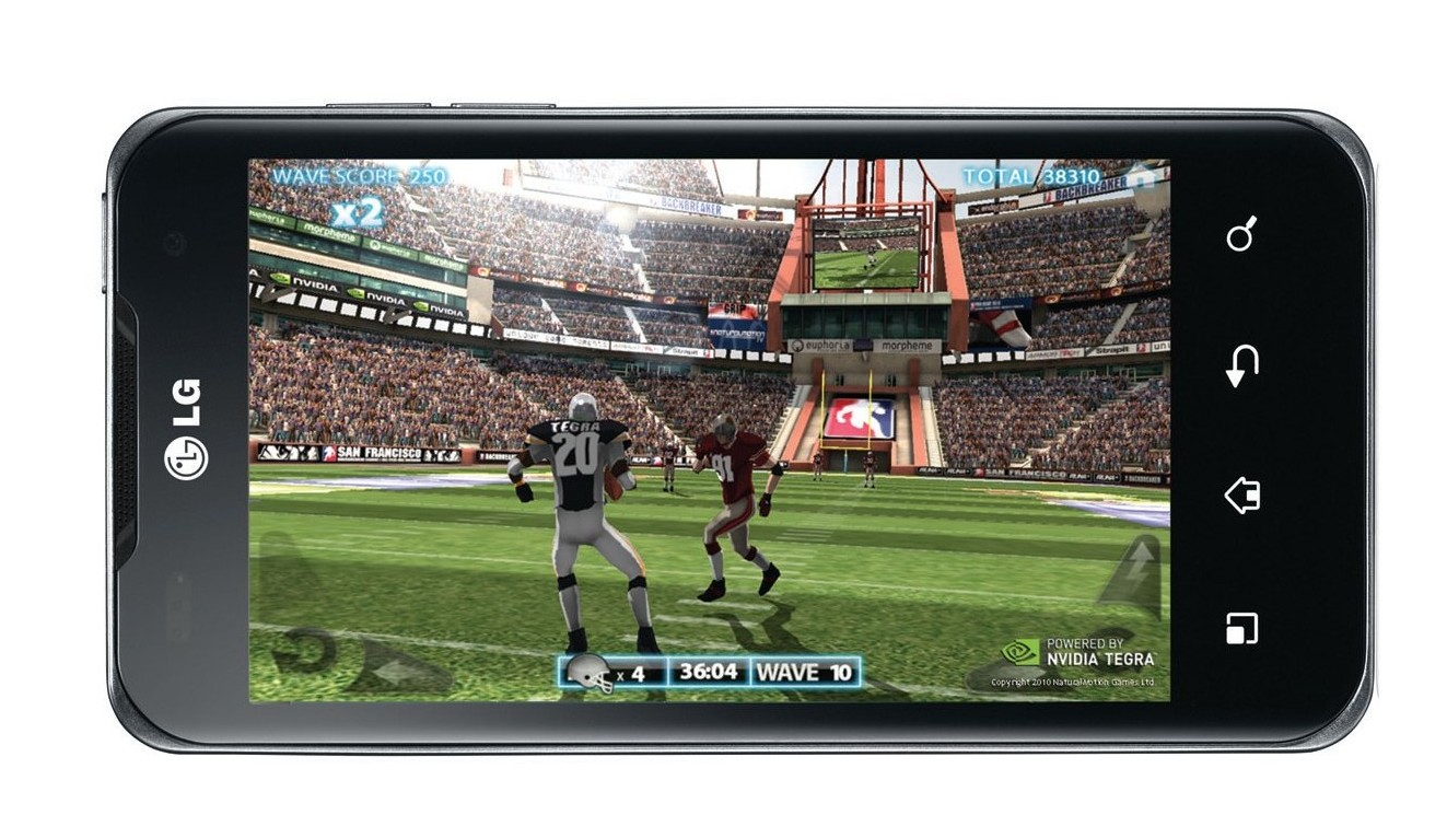 LG Optimus 2X_Game View
