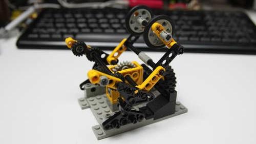 Lego Smartphone Dock