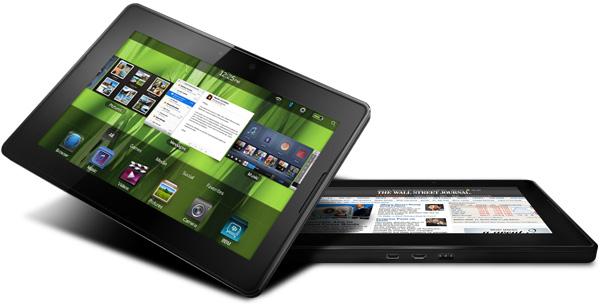 PlayBook BlackBerry Mexico