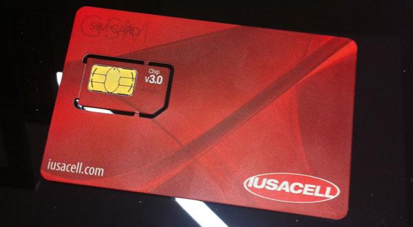 SIM-Iusacell-GSM-HSPA+