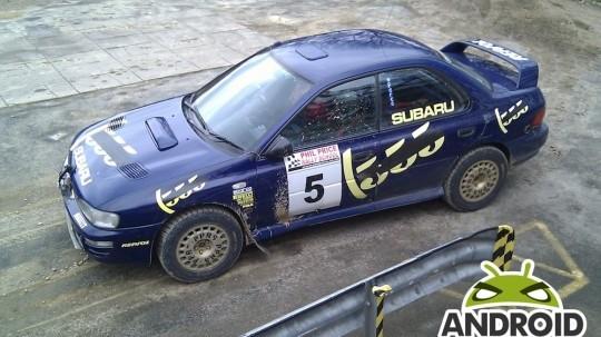 Subaru Galaxy 2
