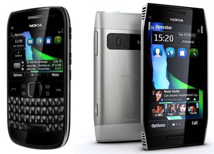 nokia c6-01 symbian apps