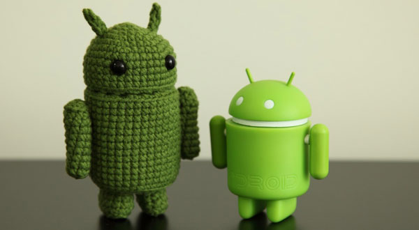 Android-Peluche