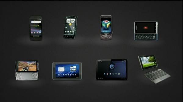 Android-equipos