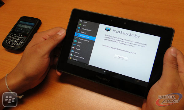BlackBerry PlayBook Mexico-21